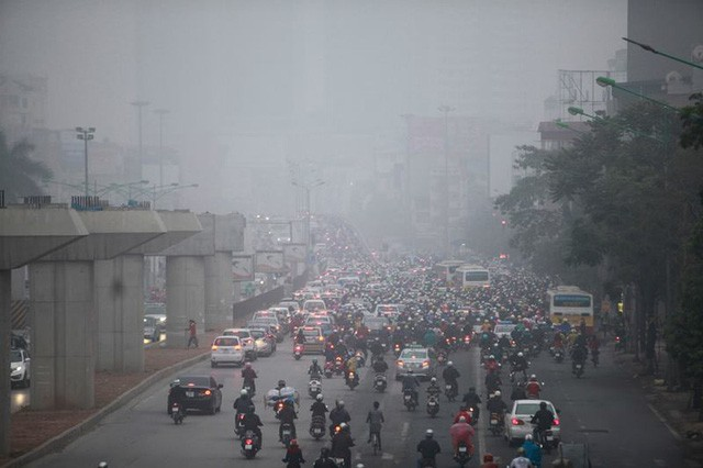 The Guardian: BRT và tuyến Metro có giảm được tắc đường và ô nhiễm ở Hà Nội không? Có, nhưng nó phải tiện để người ta dùng nhiều cái đã - Ảnh 1.
