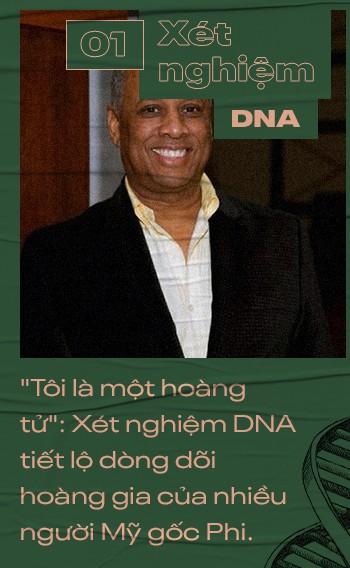Tôi là một hoàng tử: Xét nghiệm DNA tiết lộ dòng dõi hoàng gia của nhiều người Mỹ gốc Phi - Ảnh 1.