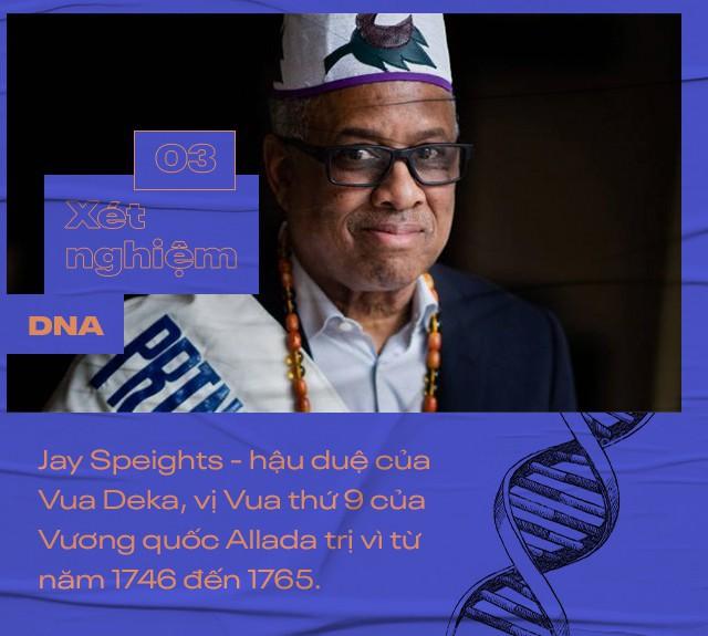 Tôi là một hoàng tử: Xét nghiệm DNA tiết lộ dòng dõi hoàng gia của nhiều người Mỹ gốc Phi - Ảnh 2.