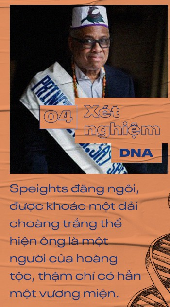 Tôi là một hoàng tử: Xét nghiệm DNA tiết lộ dòng dõi hoàng gia của nhiều người Mỹ gốc Phi - Ảnh 3.