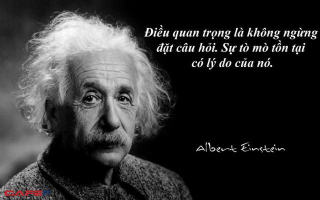 3 tuổi chưa biết nói nhưng nhờ được nuôi dạy bằng công thức này, Albert Einstein đã trở thành thiên tài xuất chúng: Cha mẹ nào cũng có thể áp dụng với con - Ảnh 1.