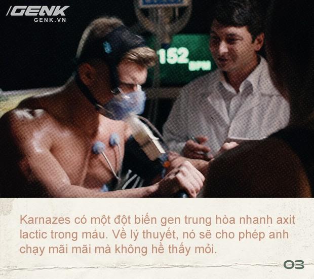 Cảnh giới siêu nhân của người đàn ông chạy bộ 3 ngày 3 đêm liền không ngủ - Ảnh 3.