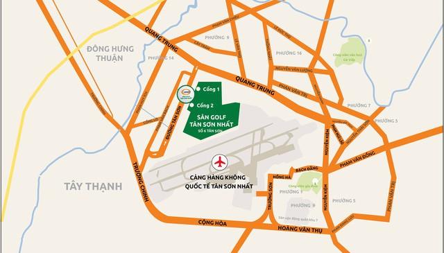 Những dự án giao thông trọng điểm giải cứu sân bay Tân Sơn Nhất, hàng vạn người vui mừng khôn xiết - Ảnh 2.
