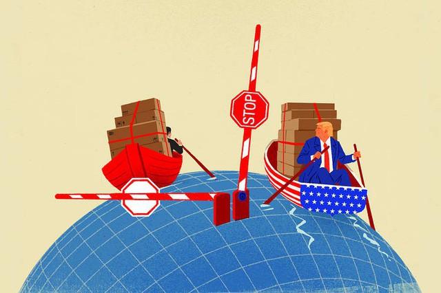 Trật tự thế giới lưỡng cực sẽ tái xuất và được nhào nặn bởi sự đối đầu giữa Mỹ và Trung Quốc  - Ảnh 2.