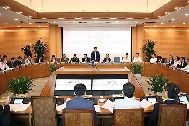 Chủ tịch Hà Nội: Điều chưa từng có ở các hội nghị thượng đỉnh  - Ảnh 1.