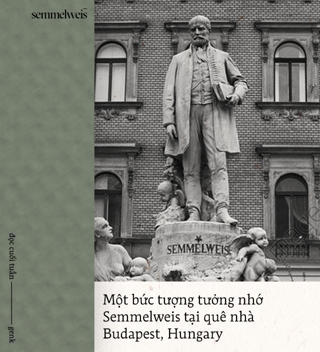 Đọc cuối tuần: Semmelweis và thời đại những bác sĩ mang bàn tay tử thần - Ảnh 16.