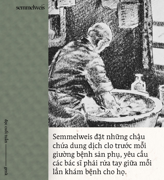 Đọc cuối tuần: Semmelweis và thời đại những bác sĩ mang bàn tay tử thần - Ảnh 4.