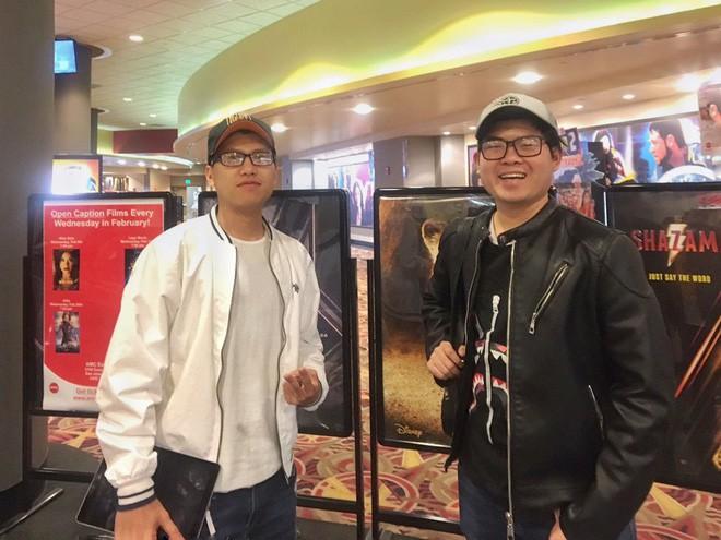 ngô thanh vân - photo 7 15515337513921803160419 - Phóng viên Việt Nam cập nhật từ Mỹ: Hai Phượng của Ngô Thanh Vân không poster quảng bá, rạp vẫn kín người