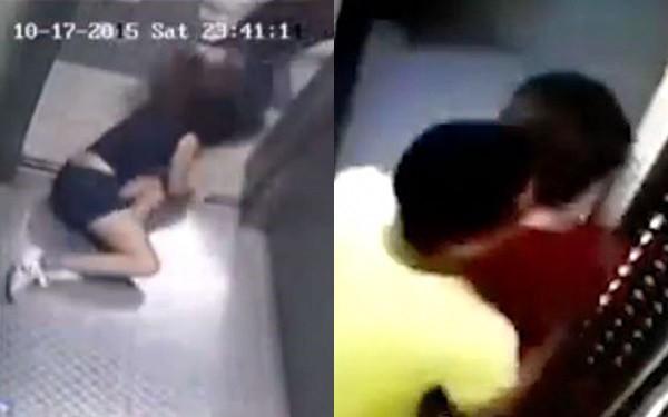 Quấy rối trong thang máy có thể bị phạt tù đến 10 năm nếu ở Singapore, phạt tiền 200-400 USD nếu ở Philippines - Ảnh 1.