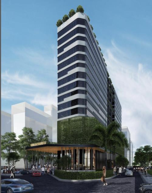 Vì sao KĐT Trung Hòa Nhân Chính san sát nhà cao tầng nhưng Vinaconex vẫn muốn xây thêm tòa nhà 18 tầng tại đây? - Ảnh 1.