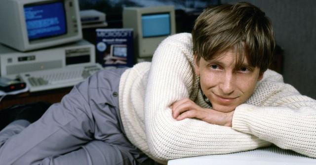 """Cách đây 30 năm, Bill Gates đã nói gì về tiêu chí mà các ứng viên cần có để """"chinh phục"""" được Microsoft? Hóa ra kinh nghiệm chưa từng được đánh giá cao!  - Ảnh 1."""