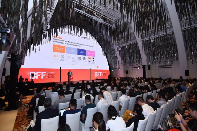 CEO Lazada: Các triệu phú châu Á dành 3 tiếng trên di động, đó là tiềm năng lớn cho thương mại điện tử - Ảnh 1.