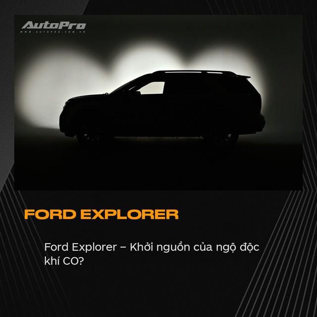 ford explorer - photo 1 15533408307191567539154 - 'Tôi phát ốm vì Ford Explorer' và câu chuyện đằng sau ít người biết đến