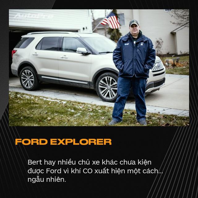 ford explorer - photo 2 1553340833182901048594 - 'Tôi phát ốm vì Ford Explorer' và câu chuyện đằng sau ít người biết đến