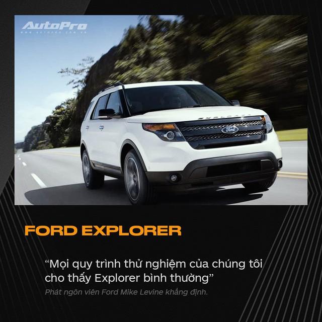 ford explorer - photo 3 15533408331831843533104 - 'Tôi phát ốm vì Ford Explorer' và câu chuyện đằng sau ít người biết đến