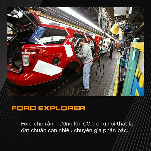 ford explorer - photo 4 1553340833185813573111 - 'Tôi phát ốm vì Ford Explorer' và câu chuyện đằng sau ít người biết đến