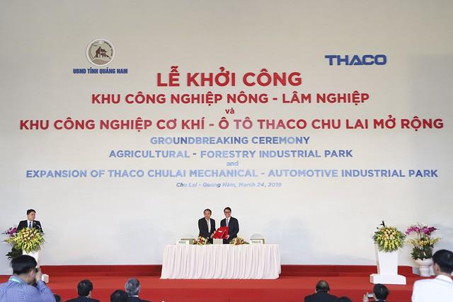 Thaco rót thêm chục nghìn tỷ đồng cho các dự án nông nghiệp, bao tiêu trái cây cho HAGL Agrico - Ảnh 1.