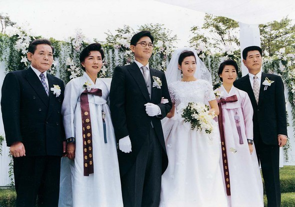 Vén màn cuộc hôn nhân vì lợi ích kín tiếng của thái tử Samsung và ái nữ tập đoàn đối thủ - Ảnh 3.