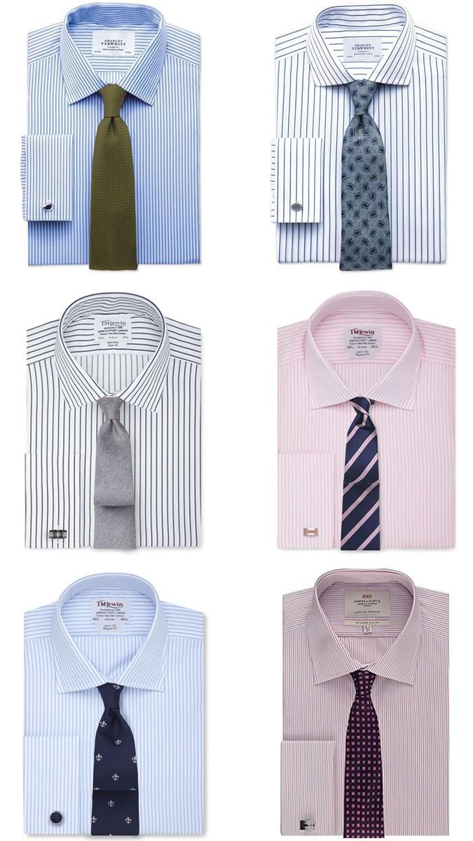 Đàn ông thành đạt - photo 4 15533930567991473104151 - Đàn ông thành đạt nhất định coi trọng vẻ bề ngoài: Đây là bài viết đầy đủ nhất về cách kết hợp sơ mi & cà vạt, bạn nên nắm rõ