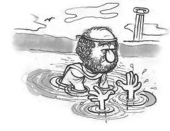 3 câu chuyện thú vị về nhà triết học Socrates: Đọc để thấy cuộc đời đơn giản hơn bạn tưởng - Ảnh 1.