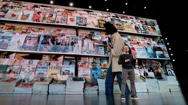 apple - photo 1 15535645570721590012477 - 5 phút để xem lại toàn bộ sự kiện của Apple đêm qua: ra mắt News+, thẻ tín dụng, nền tảng game Arcade và dịch vụ TV+
