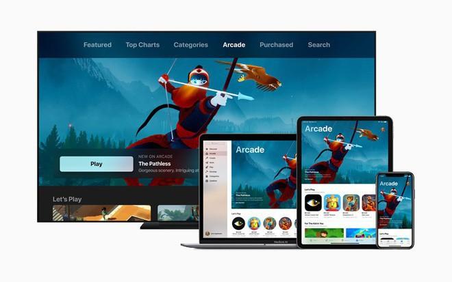 apple - photo 12 1553564557095566167971 - 5 phút để xem lại toàn bộ sự kiện của Apple đêm qua: ra mắt News+, thẻ tín dụng, nền tảng game Arcade và dịch vụ TV+