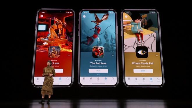 apple - photo 13 1553564557097844308778 - 5 phút để xem lại toàn bộ sự kiện của Apple đêm qua: ra mắt News+, thẻ tín dụng, nền tảng game Arcade và dịch vụ TV+