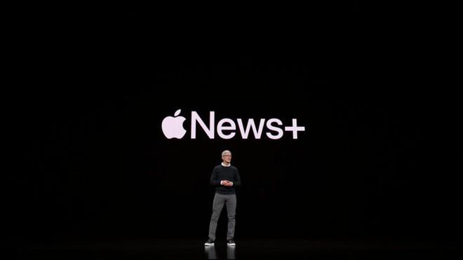 apple - photo 2 1553564557075339614567 - 5 phút để xem lại toàn bộ sự kiện của Apple đêm qua: ra mắt News+, thẻ tín dụng, nền tảng game Arcade và dịch vụ TV+