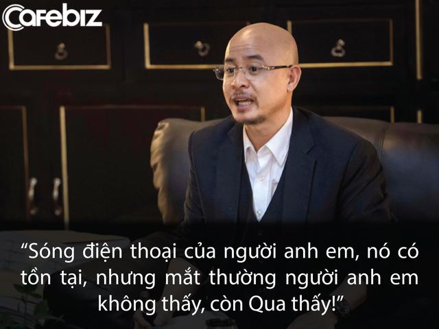Nhà sáng lập First News nói về ông Đặng Lê Nguyên Vũ: Như một định mệnh, ai khác biệt và đi nhanh ắt phải đi một mình trong cô đơn - Ảnh 5.