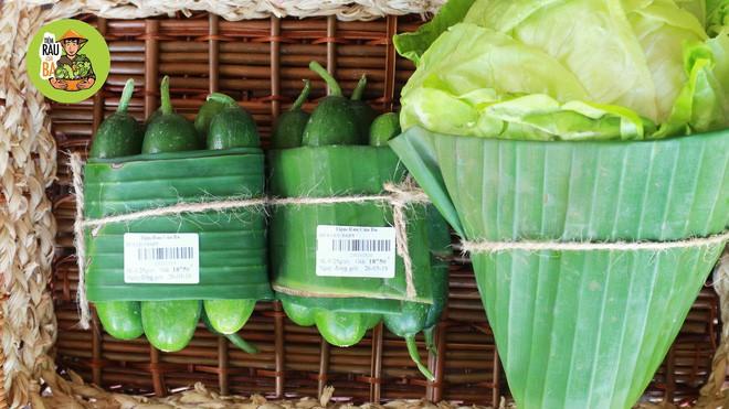 chiến dịch hạn chế túi nilon - photo 1 15538443483471562227511 - Sau Chiang Mai, các cửa hàng rau ở Việt Nam cũng bắt đầu chiến dịch hạn chế túi nilon