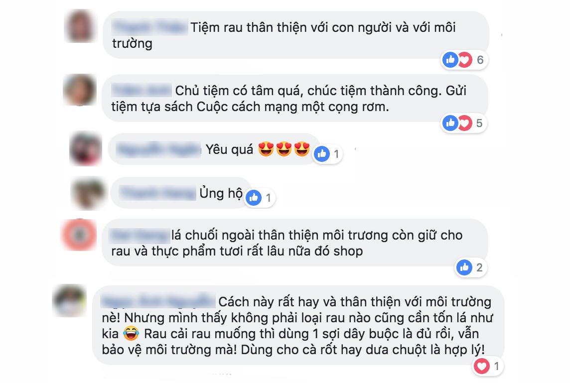 chiến dịch hạn chế túi nilon - photo 8 15538443483591292607521 - Sau Chiang Mai, các cửa hàng rau ở Việt Nam cũng bắt đầu chiến dịch hạn chế túi nilon