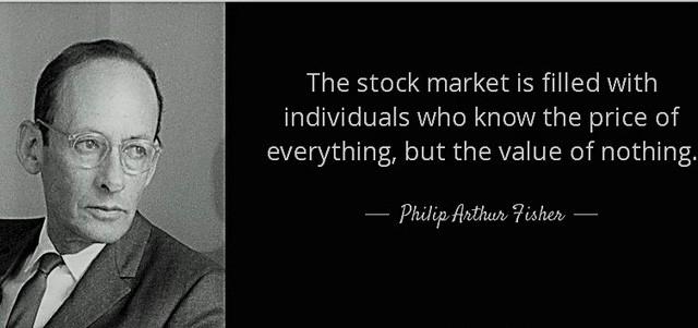 Phil Fisher – Ông tổ của phương pháp đầu tư giá trị đưa ra tiêu chí chọn cổ phiếu như thế nào? - Ảnh 1.