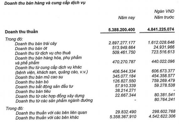 HAGL: Kiểm toán có ý kiến ngoại trừ về khoản phải thu 7.800 tỷ của nhóm An Phú, nhiều cam kết khi đi vay chưa đáp ứng yêu cầu - Ảnh 4.