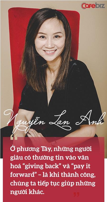"""Thủ lĩnh Forbes Việt Nam Nguyễn Lan Anh và hành trình đến với """"chiến đạo"""" Endeavor - Ảnh 1."""