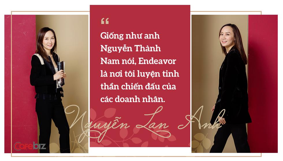 """Thủ lĩnh Forbes Việt Nam Nguyễn Lan Anh và hành trình đến với """"chiến đạo"""" Endeavor - Ảnh 6."""
