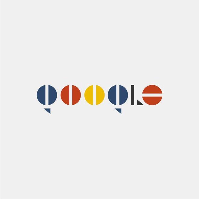 [object object] - photo 1 15520090436611846627017 - Sẽ ra sao nếu logo của Apple, Android… được làm lại theo phong cách thiết kế 100 năm tuổi?