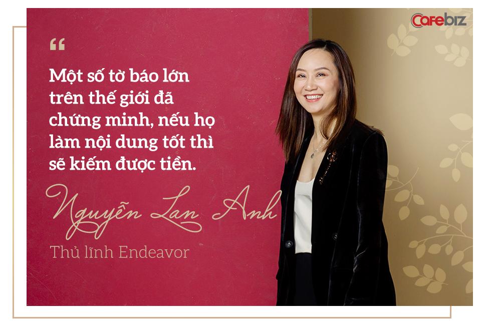"""Thủ lĩnh Forbes Việt Nam Nguyễn Lan Anh và hành trình đến với """"chiến đạo"""" Endeavor - Ảnh 8."""