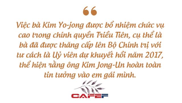 Người phụ nữ bí ẩn luôn theo sát Chủ tịch Kim Jong Un: Giản dị, kín tiếng nhưng được tin tưởng hơn bất kỳ ai - Ảnh 7.