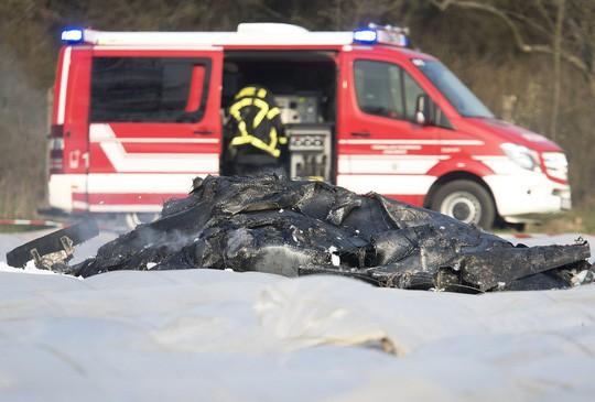 """""""Sếp"""" nữ hãng hàng không Nga chết vì tai nạn máy bay - Ảnh 1."""