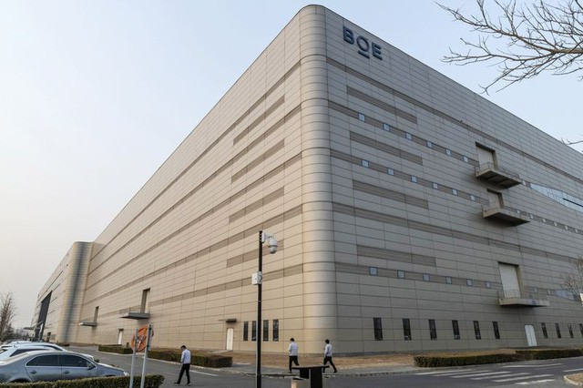 Hành trình đưa một nhà máy hấp hối trở thành biểu tượng của thế lực công nghệ Trung Quốc - Ảnh 1.
