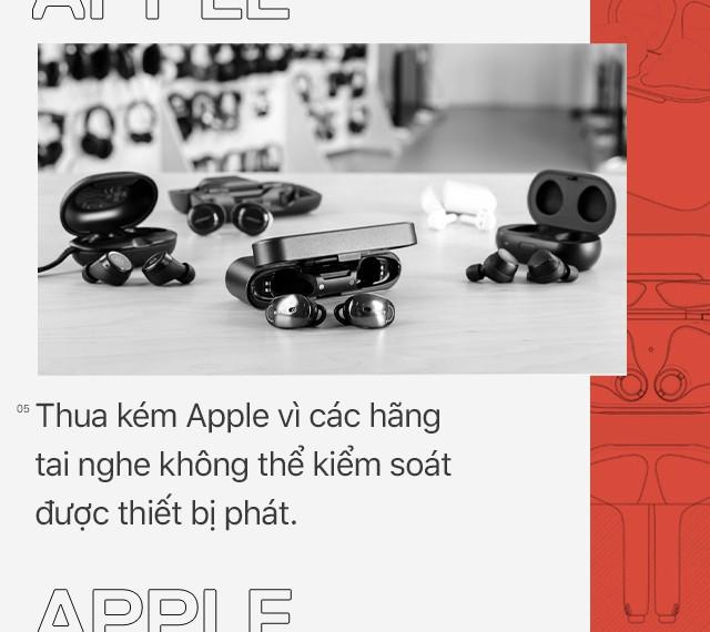 Nhìn thấu bản chất: Vì sao Xiaomi (và các hãng Android khác) lại không thể copy được sự ổn định của AirPods? - Ảnh 6.