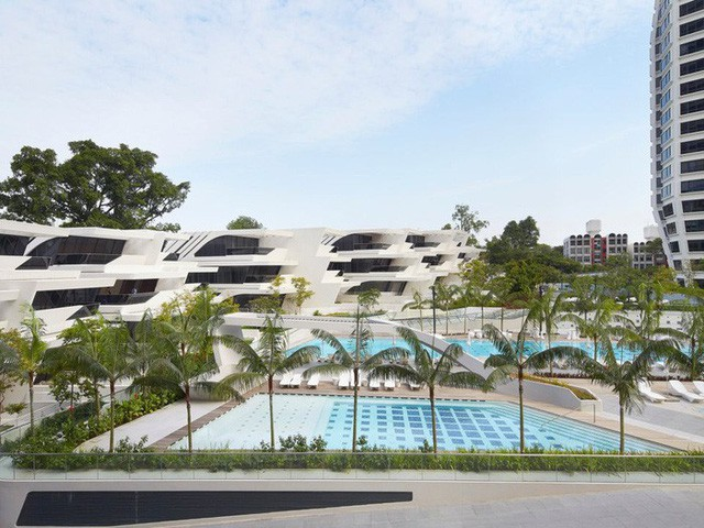 Cuộc sống xa xỉ của giới giàu Singapore - Ảnh 11.