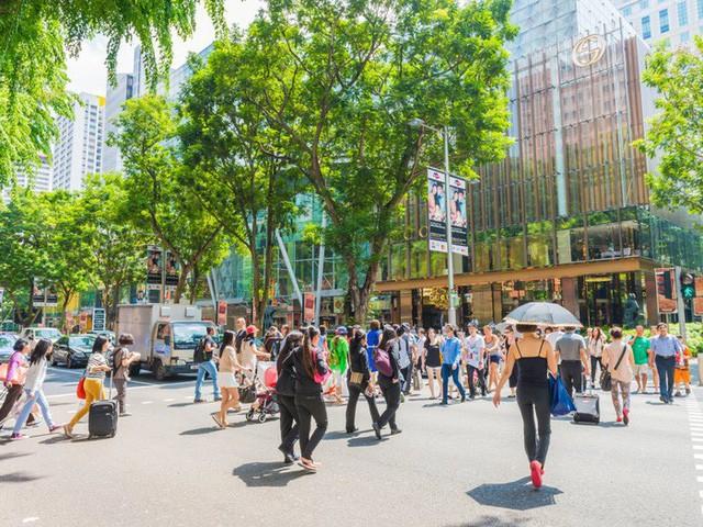 Cuộc sống xa xỉ của giới giàu Singapore - Ảnh 15.