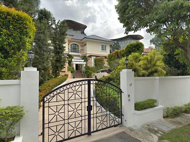 Cuộc sống xa xỉ của giới giàu Singapore - Ảnh 8.
