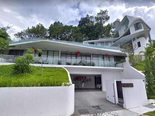 Cuộc sống xa xỉ của giới giàu Singapore - Ảnh 9.