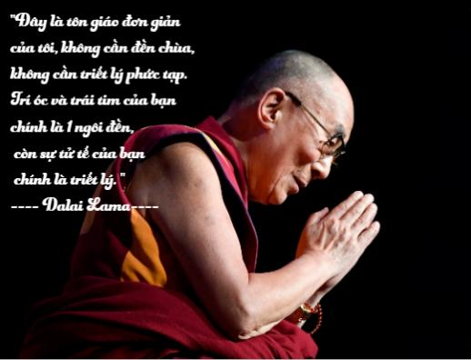 17 lời trích dẫn đáng ngẫm của Dalai Lama, biết sớm lợi sớm, ai cũng nên đọc - Ảnh 5.
