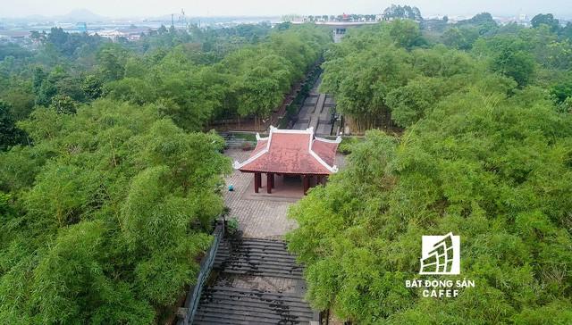 Toàn cảnh siêu dự án khu văn hoá đền Hùng TPHCM sau hơn 20 năm xây dựng - Ảnh 1.