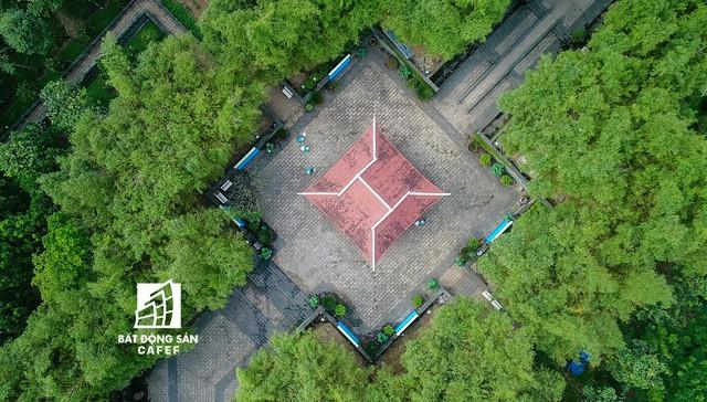 Toàn cảnh siêu dự án khu văn hoá đền Hùng TPHCM sau hơn 20 năm xây dựng - Ảnh 2.