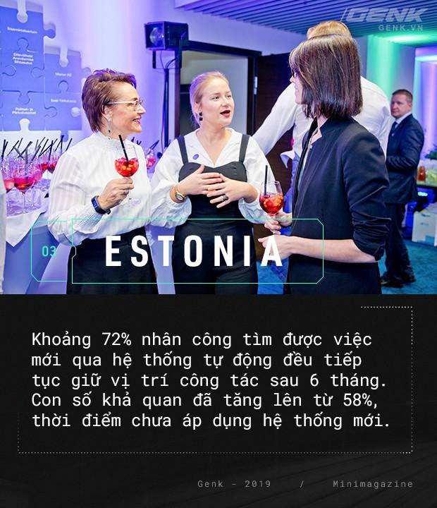 Chào mừng bạn đến với Estonia - nơi quan tòa không phải là con người - Ảnh 5.