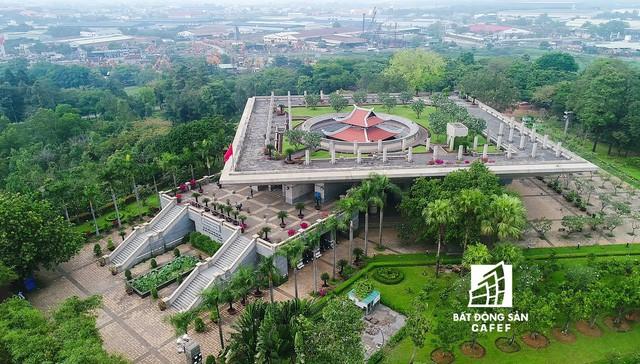 Toàn cảnh siêu dự án khu văn hoá đền Hùng TPHCM sau hơn 20 năm xây dựng - Ảnh 5.